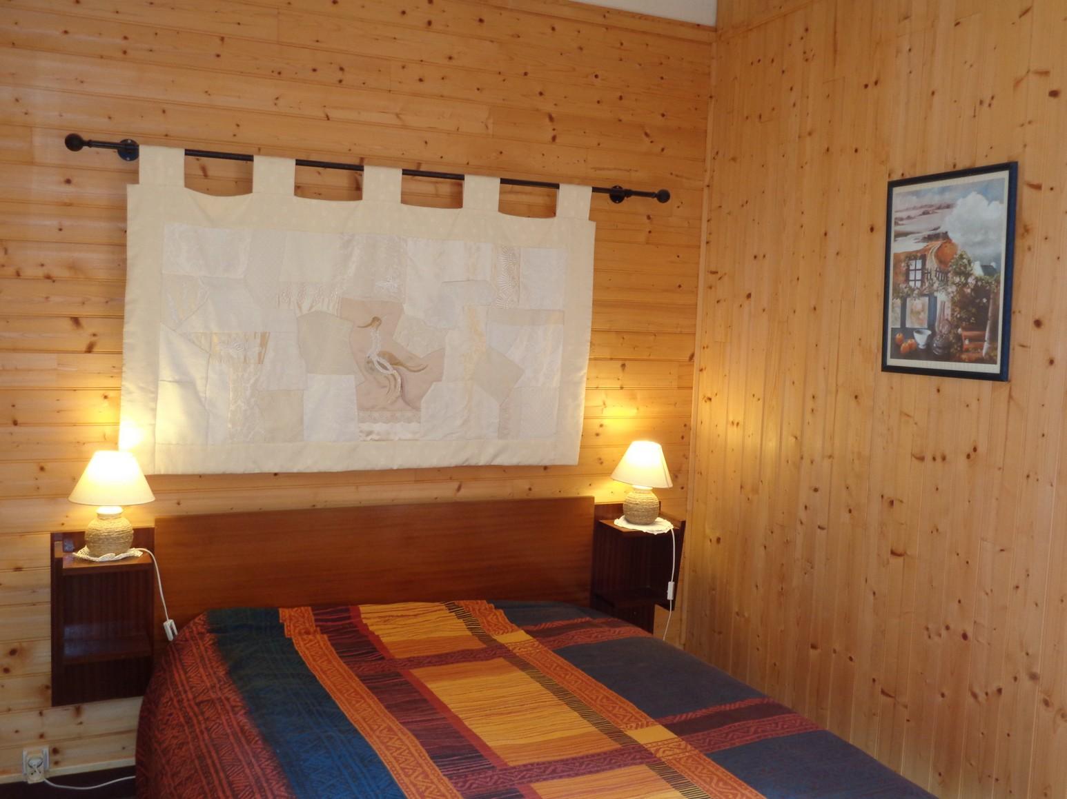 Chambres N°1 et 2 avec vue sur la mer